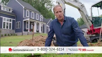 HomeServe USA TV Spot, 'Sewer and Water Lines: $7.99 per Month' Featuring Mike Rowe