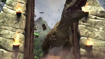 Epic Roarin' T-Rex TV Spot, 'Warning to All' - Thumbnail 2