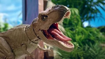 Epic Roarin' T-Rex TV Spot, 'Warning to All' - Thumbnail 3