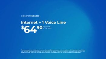 Comcast Business TV Spot, 'Bounce Forward: Internet + Voice' - Thumbnail 10