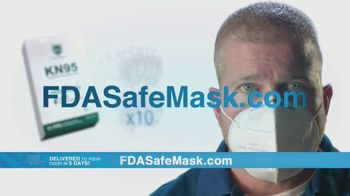 Dot Com Product TV Spot, 'Only as Safe as Your Mask' - Thumbnail 9