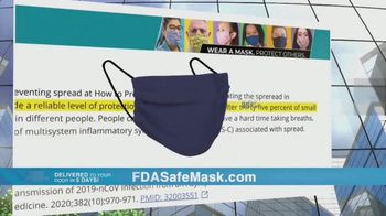 Dot Com Product TV Spot, 'Only as Safe as Your Mask' - Thumbnail 2