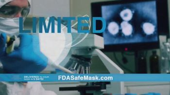 Dot Com Product TV Spot, 'Only as Safe as Your Mask' - Thumbnail 5