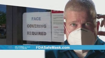 Dot Com Product TV Spot, 'Only as Safe as Your Mask' - Thumbnail 8
