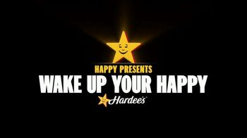 Hardee's $2, $3, More Breakfast Menu TV Spot, 'Wake Up Your Happy' - Thumbnail 1