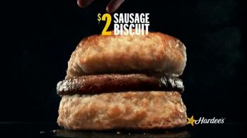 Hardee's $2, $3, More Breakfast Menu TV Spot, 'Wake Up Your Happy' - Thumbnail 2