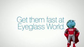 Eyeglass World TV Spot, 'Have No Fear' - Thumbnail 3