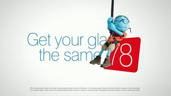 Eyeglass World TV Spot, 'Have No Fear' - Thumbnail 6
