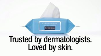 Neutrogena Makeup Remover Cleansing Towelettes TV Spot, 'Makeup Break' Song by Audiomoe - Thumbnail 8