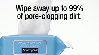 Neutrogena Makeup Remover Cleansing Towelettes TV Spot, 'Makeup Break' Song by Audiomoe - Thumbnail 5