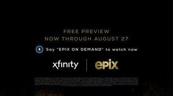 EPIX TV Spot, 'XFINITY: 2020 August Free Preview' - Thumbnail 10