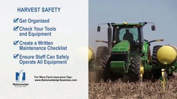 Nationwide Agribusiness TV Spot, 'Harvest Safety Tips' - Thumbnail 5