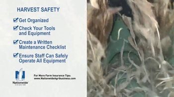 Nationwide Agribusiness TV Spot, 'Harvest Safety Tips' - Thumbnail 6
