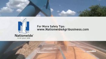 Nationwide Agribusiness TV Spot, 'Harvest Safety Tips' - Thumbnail 7