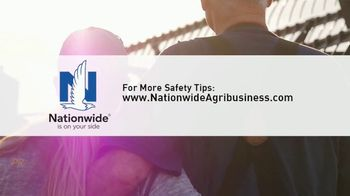 Nationwide Agribusiness TV Spot, 'Harvest Safety Tips' - Thumbnail 8