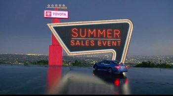 Toyota Summer Sales Event TV Spot, 'Joyriders Wanted' [T2] - Thumbnail 9