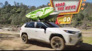 Toyota Summer Sales Event TV Spot, 'Joyriders Wanted' [T2] - Thumbnail 3