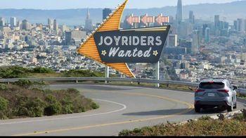 Toyota Summer Sales Event TV Spot, 'Joyriders Wanted' [T2] - Thumbnail 7