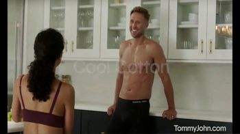 Tommy John TV Spot, 'Sweat-Free: 15% Off' - Thumbnail 4