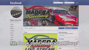 Madera Speedway TV Spot, 'Lonely Time'