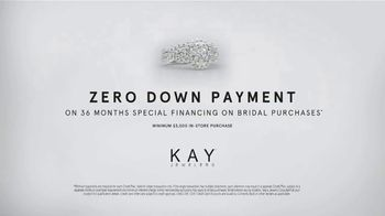 Kay Jewelers TV Spot, 'OMG Yes: Zero Down Payment' Song by Harriet Whitehead - Thumbnail 9