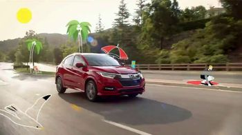 Honda Summer Clearance Event TV Spot, 'Get Back on the Road: CR-V & HR-V' Song by Danger Twins [T1] - Thumbnail 3