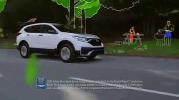 Honda Summer Clearance Event TV Spot, 'Get Back on the Road: CR-V & HR-V' Song by Danger Twins [T1] - Thumbnail 5