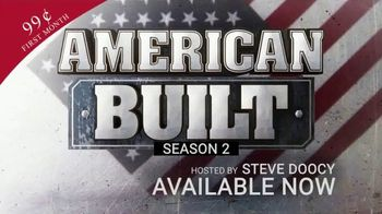 FOX Nation TV Spot, 'American Built' - 18 commercial airings