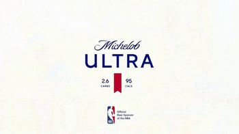 Michelob Ultra TV Spot, 'Bubble Room' Song by Ripple - Thumbnail 9