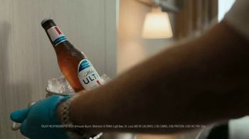Michelob Ultra TV Spot, 'Bubble Room' Song by Ripple - Thumbnail 1