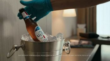 Michelob Ultra TV Spot, 'Bubble Room' Song by Ripple - Thumbnail 2