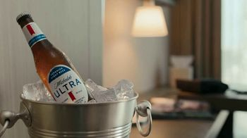Michelob Ultra TV Spot, 'Bubble Room' Song by Ripple - Thumbnail 7