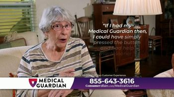 Medical Guardian TV Spot, 'One Free Month of Service, Free Second Button, Free Lock Box'