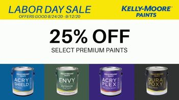 Kelly-Moore Paints Labor Day Sale TV Spot, '100 Full Pages' - Thumbnail 8