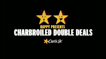 Carl's Jr. A.1. Double Cheeseburger TV Spot, 'Charbroiled Double Deals: Tempt You: $3.49' - Thumbnail 2