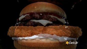 Carl's Jr. A.1. Double Cheeseburger TV Spot, 'Charbroiled Double Deals: Tempt You: $3.49' - Thumbnail 4