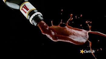 Carl's Jr. A.1. Double Cheeseburger TV Spot, 'Charbroiled Double Deals: Tempt You: $3.49' - Thumbnail 6