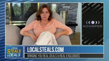 Local Steals & Deals TV Spot, 'Moon Pod' Featuring Lisa Robertson - Thumbnail 6