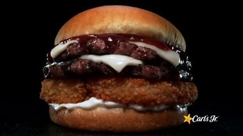 Carl's Jr. A.1. Double Cheeseburger TV Spot, 'Double Up To Feed Your Happy: Bottle Service' - Thumbnail 2