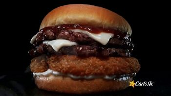 Carl's Jr. A.1. Double Cheeseburger TV Spot, 'Double Up To Feed Your Happy: Bottle Service' - Thumbnail 3