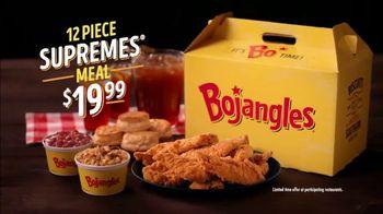 Bojangles' 12 Piece Supremes Meal TV Spot, 'Plenty to Go Around'