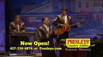Presleys' Country Jubilee TV Spot, 'Clean Fun' - Thumbnail 6