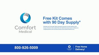 Comfort Medical TV Spot, 'Ostomy Patients: Free Kit' - Thumbnail 10