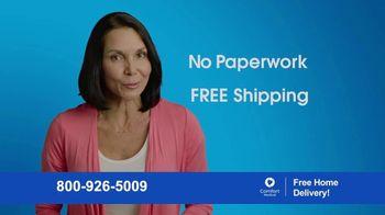 Comfort Medical TV Spot, 'Ostomy Patients: Free Kit'