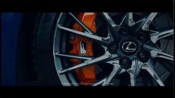 Lexus RC F TV Spot, 'Around the Track' [T1] - Thumbnail 2