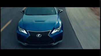 Lexus RC F TV Spot, 'Around the Track' [T1] - Thumbnail 4