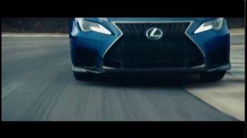 Lexus RC F TV Spot, 'Around the Track' [T1] - Thumbnail 7
