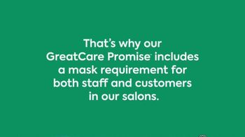 Great Clips TV Spot, 'GreatCare Promise: Wear a Mask' - Thumbnail 7