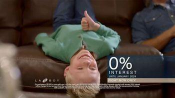 La-Z-Boy Labor Day Sale TV Spot, 'Favorite Spot: Financing' - Thumbnail 9