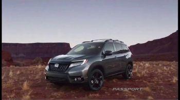 Honda Passport Elite TV Spot, 'Destination: Adventure' Song by Wolfmother [T1] - Thumbnail 7